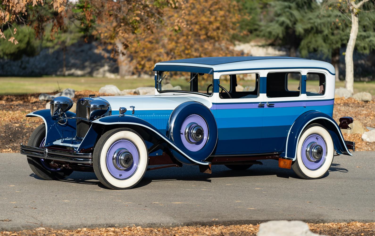 1929 Ruxton Model A Sedan