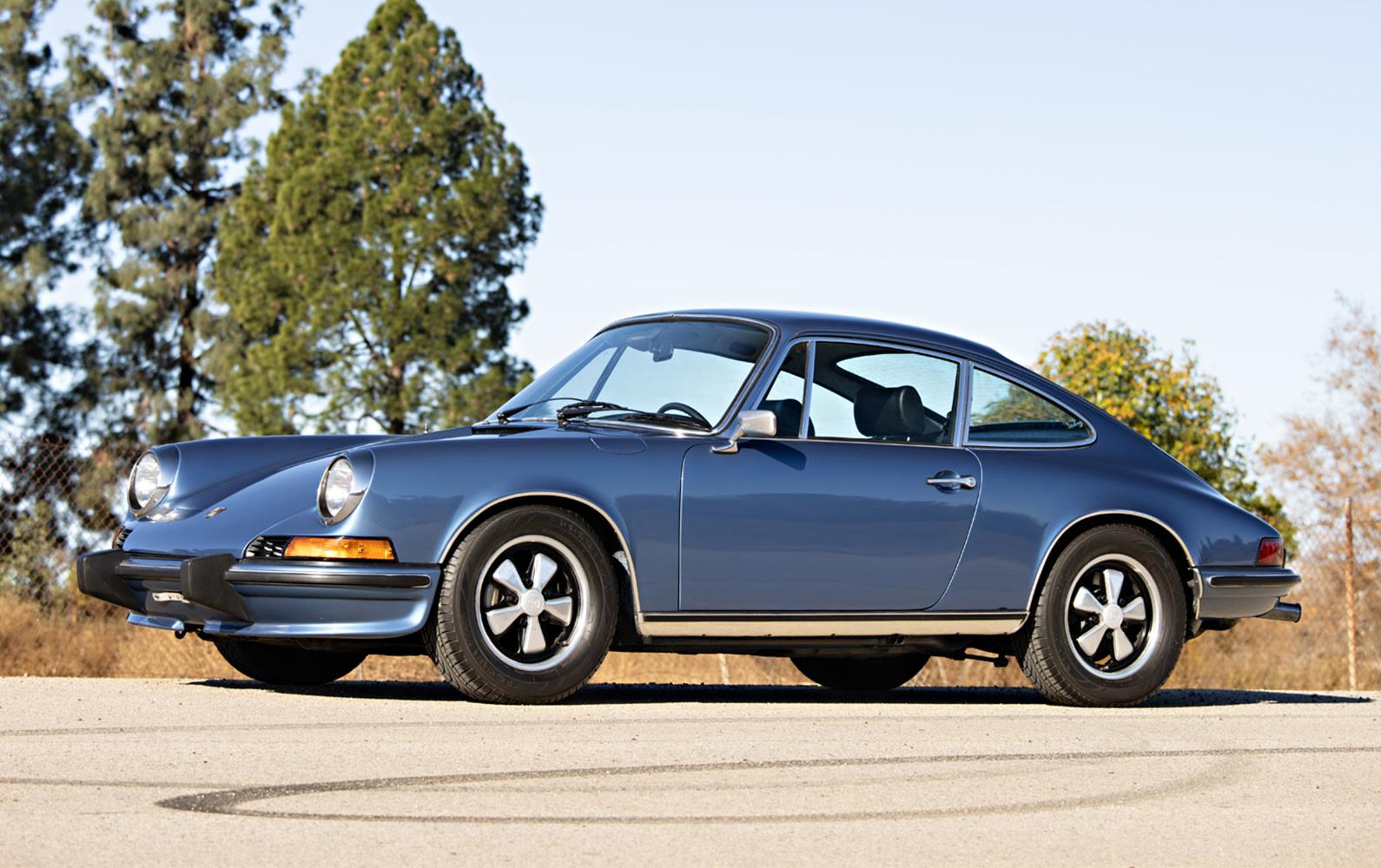 1973 Porsche 911 2.4 E (1)