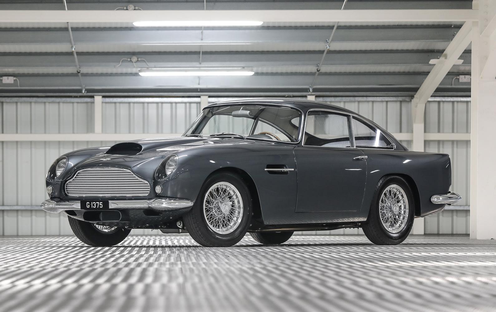 1961 Aston Martin DB4 GT (1)