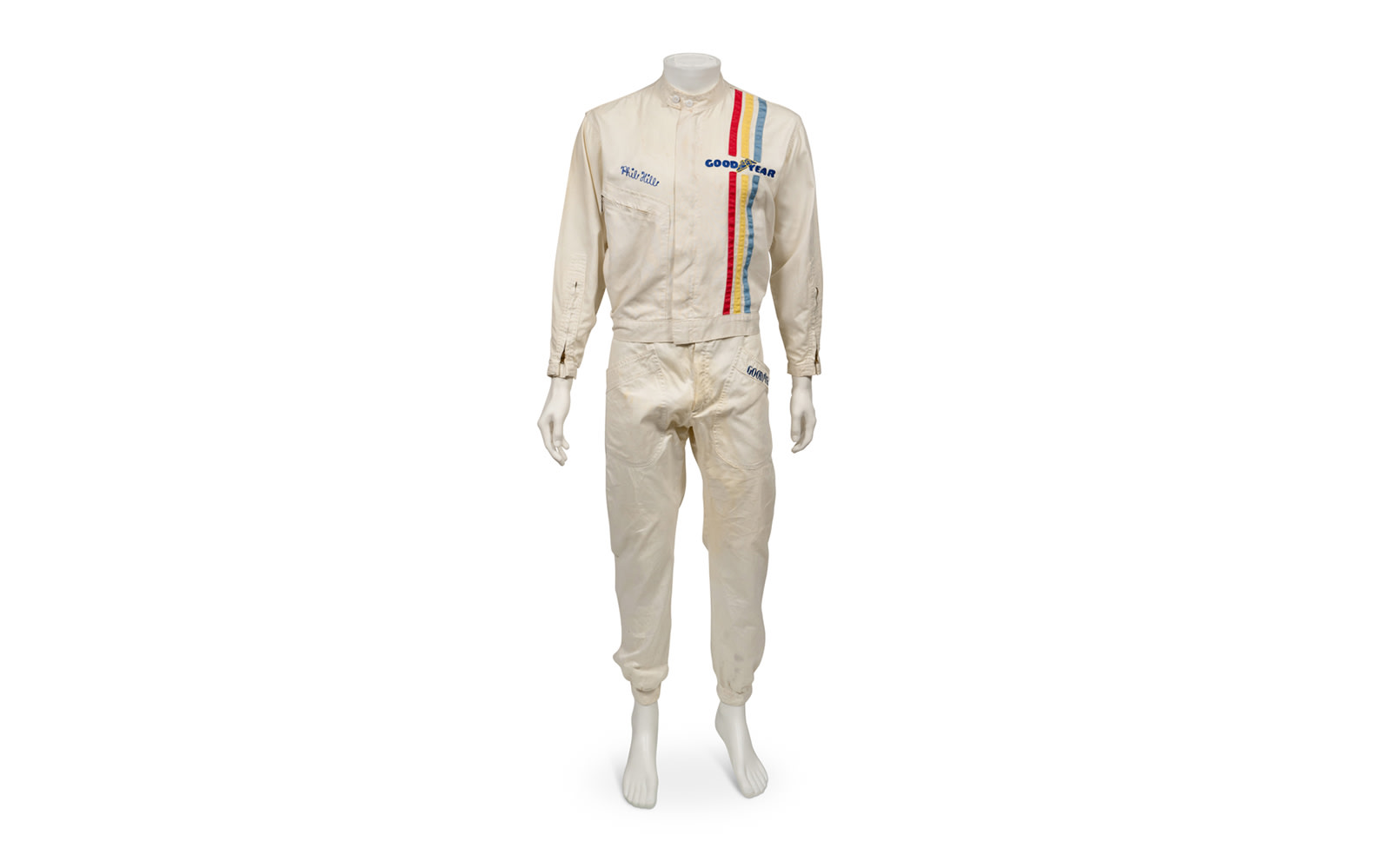 Shelby American/Goodyear Two-Piece Racing Suit, c.1965