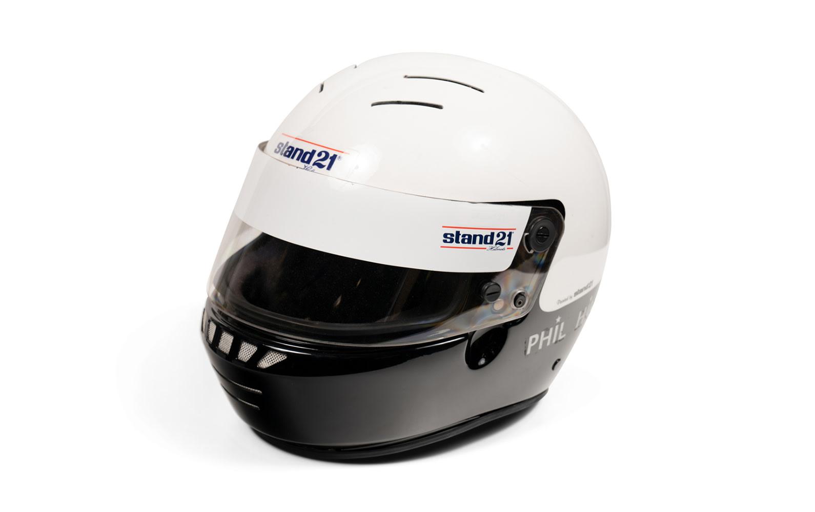 Stand 21 Racing Helmet