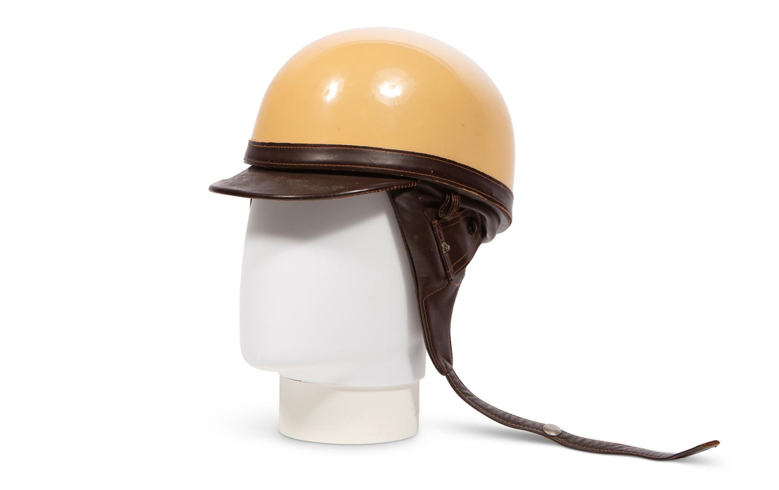 Floyd Clymer Safety Helmet, c. 1950s