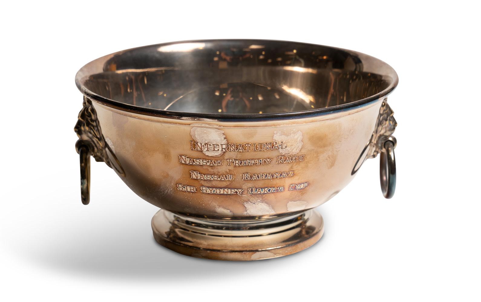 Nassau Trophy Race Sir Sydney Oakes Cup, Undated