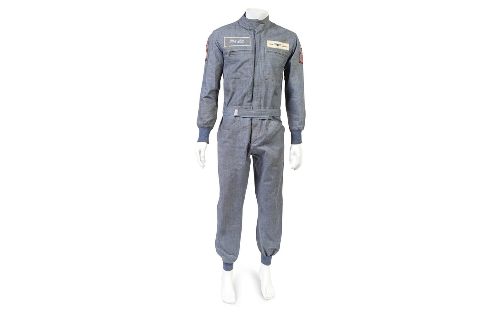 Linea Sport One-Piece Driving Suit