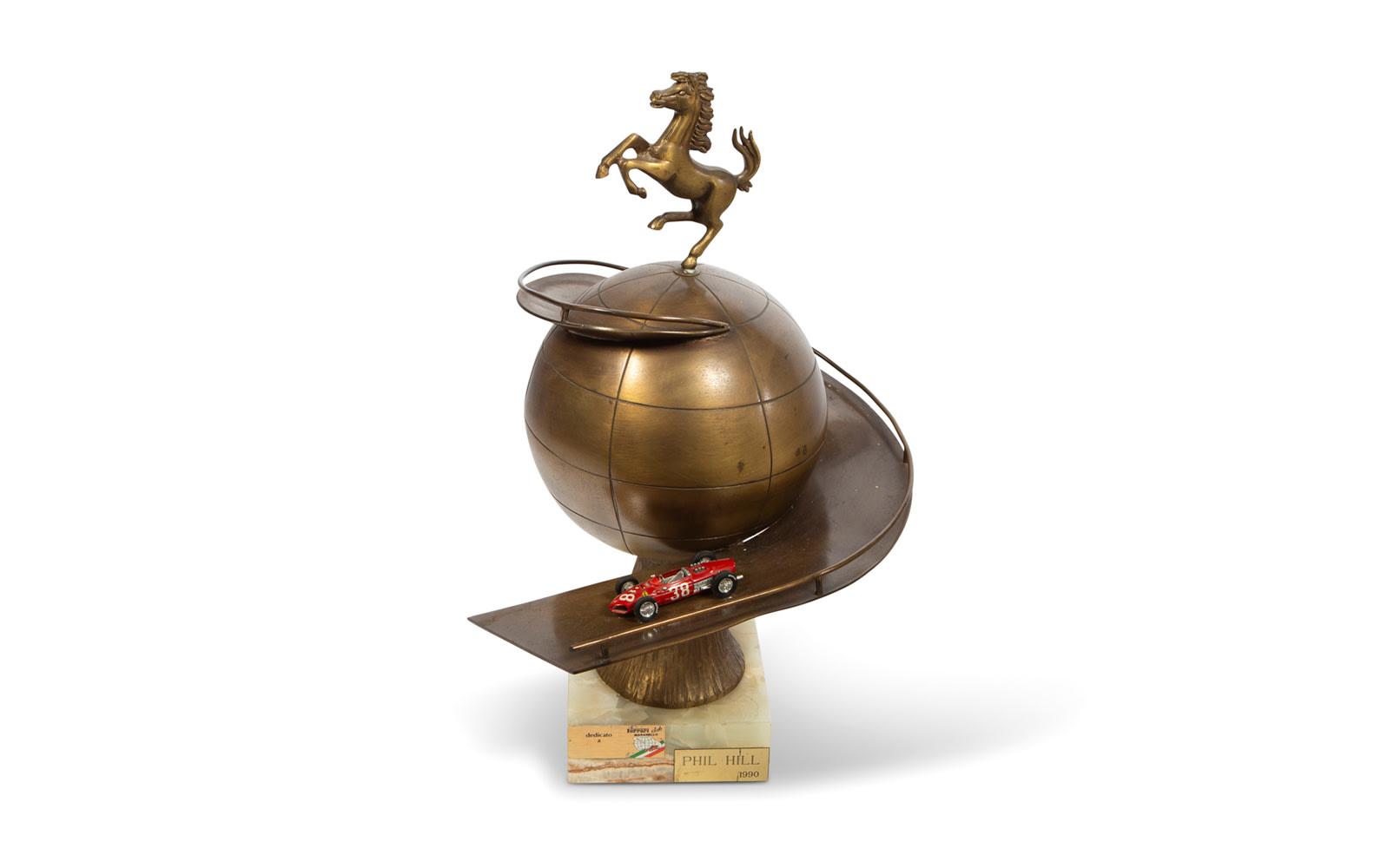 Ferrari Club Maranello Trophy Dedicated to Phil Hill, 1990