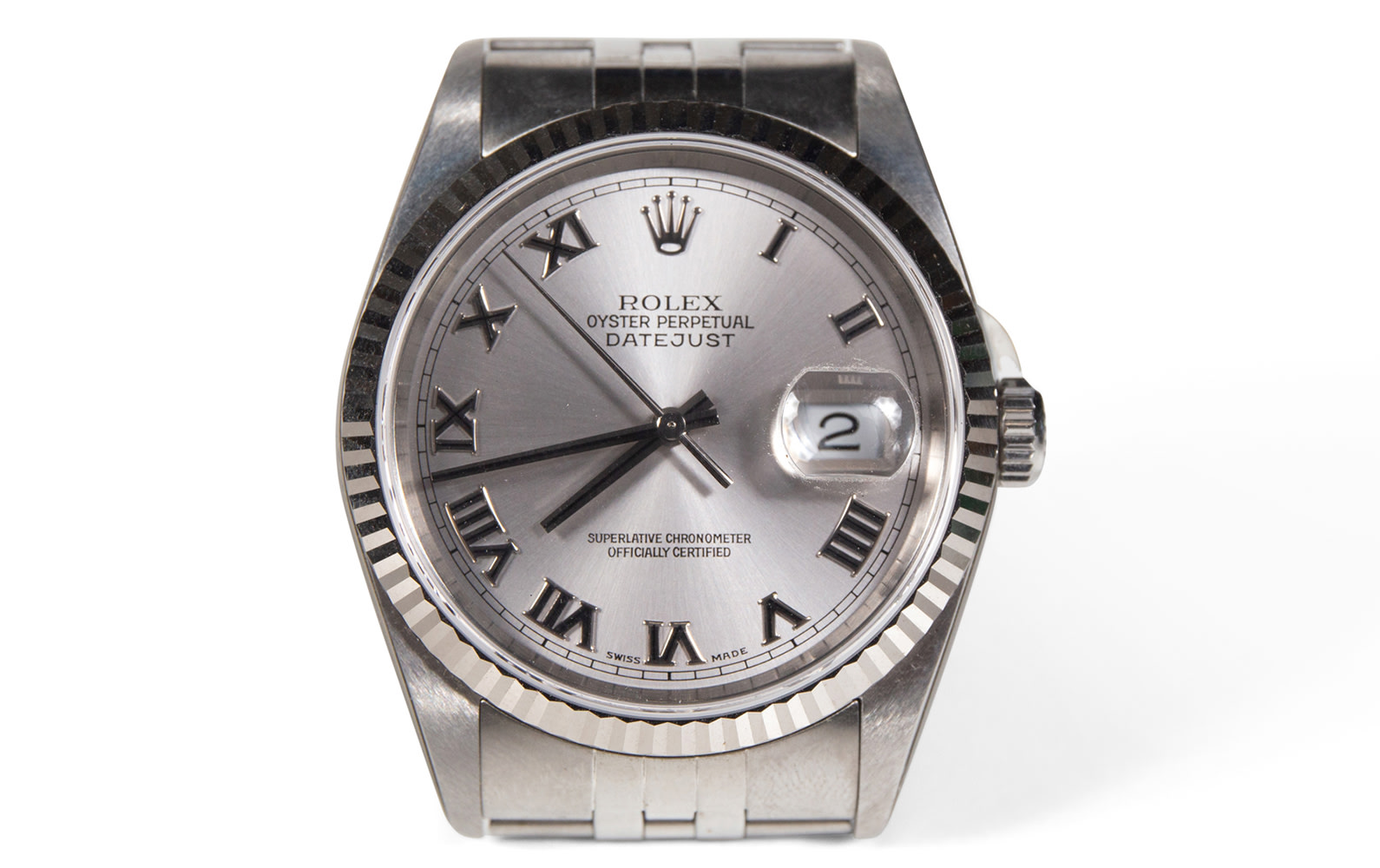 Rolex Oyster Perpetual Datejust Watch, Ref. 16234