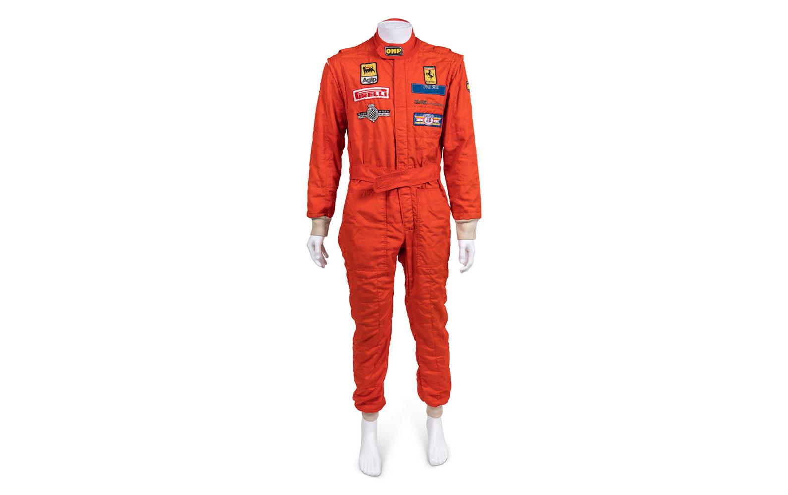 OMP Ferrari 348 Challenge Race Suit