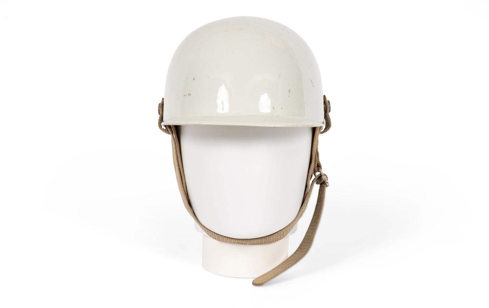 Vintage Style Racing Helmet