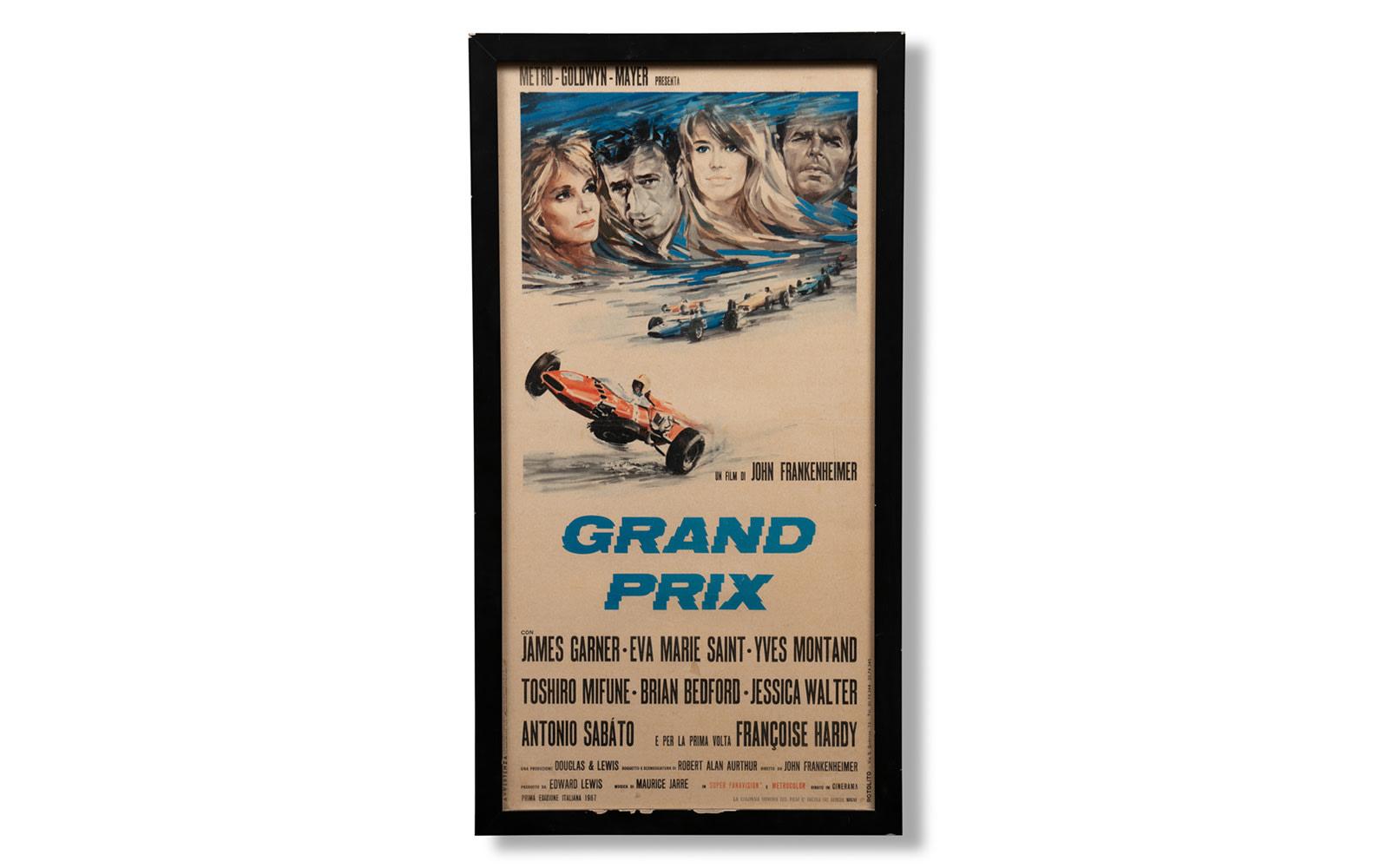 Prod/O21E - Phil Hill C 2021/C0002_Grand Prix Movie Poster/C0002_Grand_Prix_Movie_Poster_2_ymqwl3