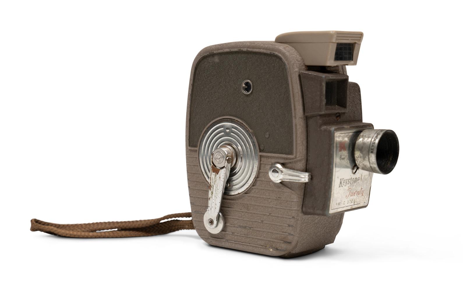 Prod/O21E - Phil Hill C 2021/C0005_Keystone Twenty 8mm Film Camera/C0005_Keystone_Twenty_8mm_Film_Camera_1_azqjml
