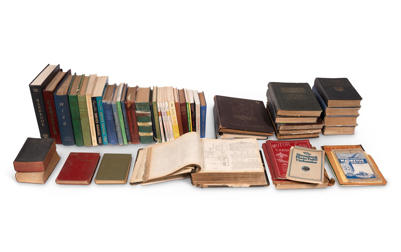 Prod/O21E - Phil Hill C 2021/C0049_Various Auto Repair Literature and Manuals/C0049_Auto_Repair_Literature_Manuals_1_cdlqvw