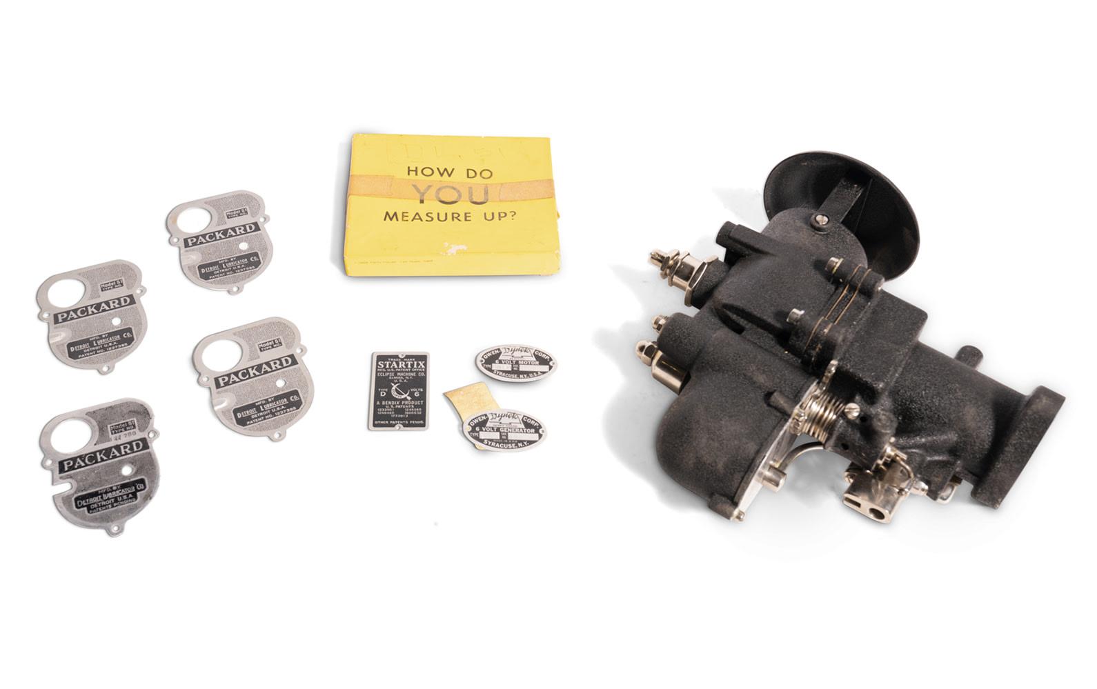 Prod/O21E - Phil Hill C 2021/C0091_Replica Detroit Lubricator Packard Carburetor/C0091_Replica_Detroit_Lubricator_Packard_Carburetor_1_xm8cbw