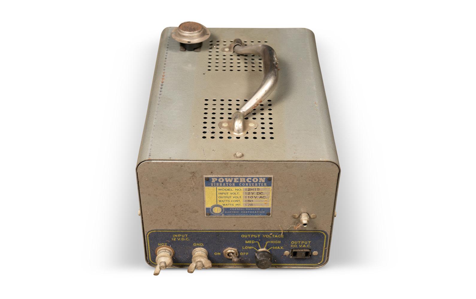 Prod/O21E - Phil Hill C 2021/C0094_Powercon Vibrator Voltage Converter/C0094_Powercon_Vibrator_Voltage_Converter_1_nctngg
