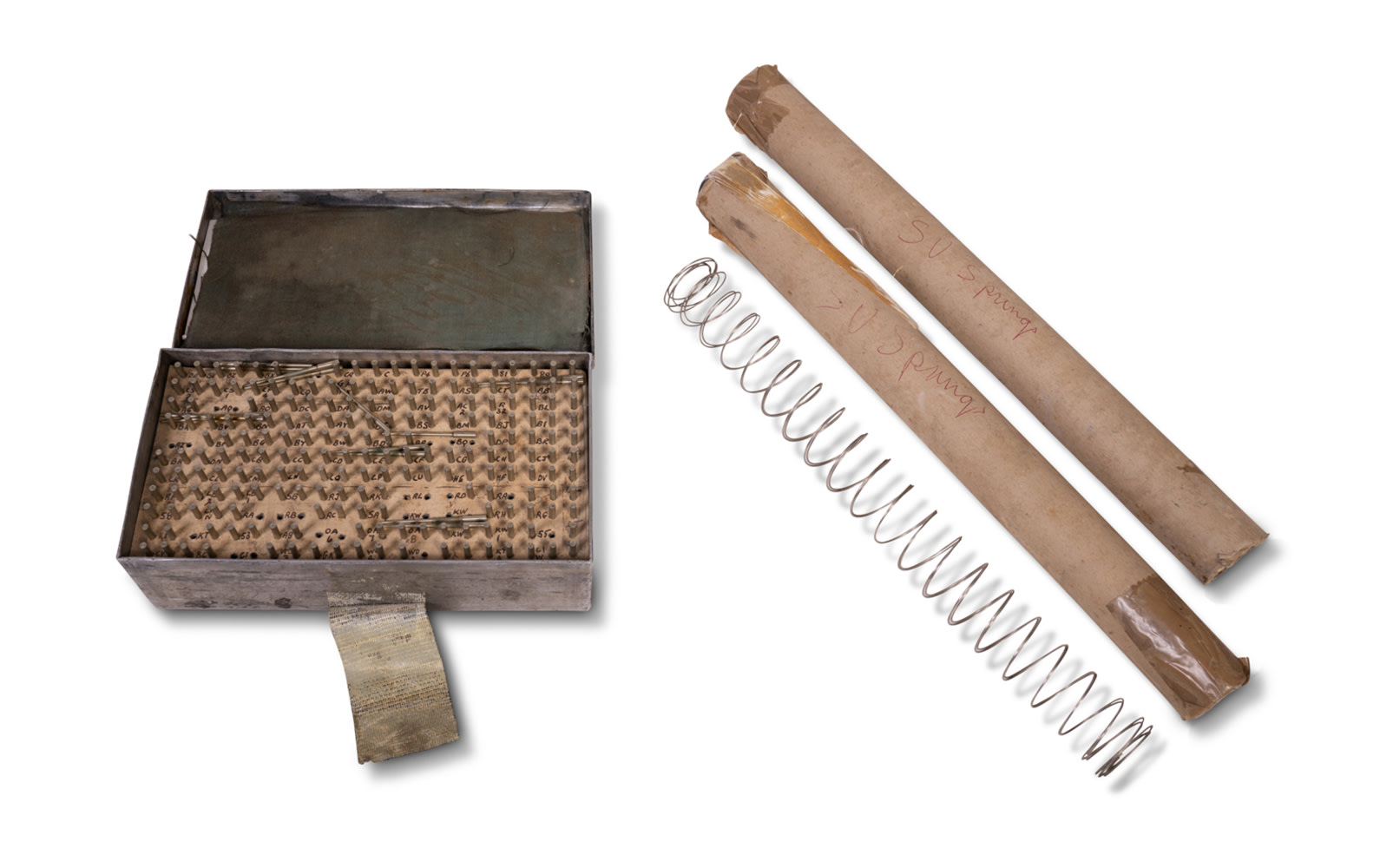 SU Needle Kit and Springs