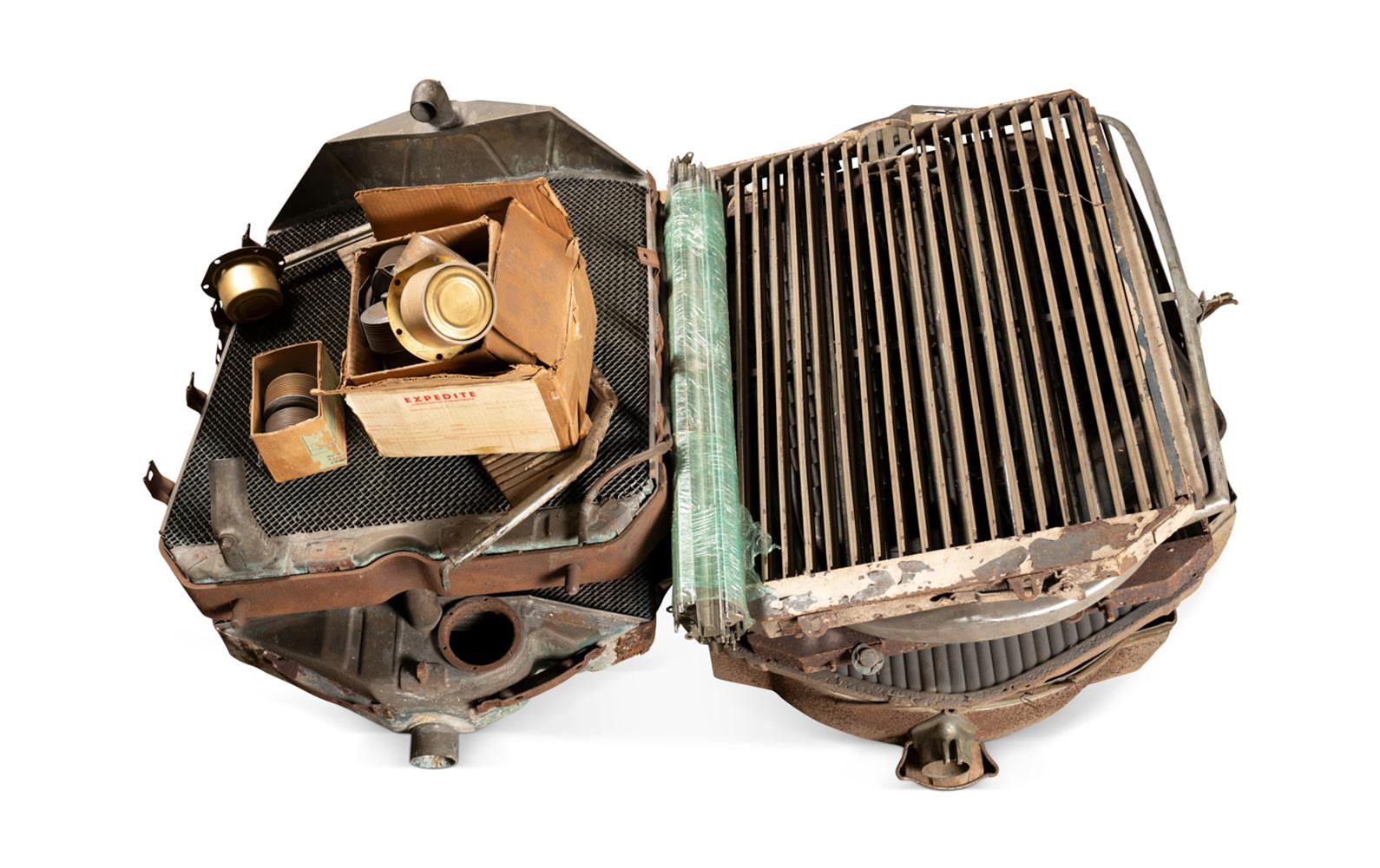 Assorted Radiator Components