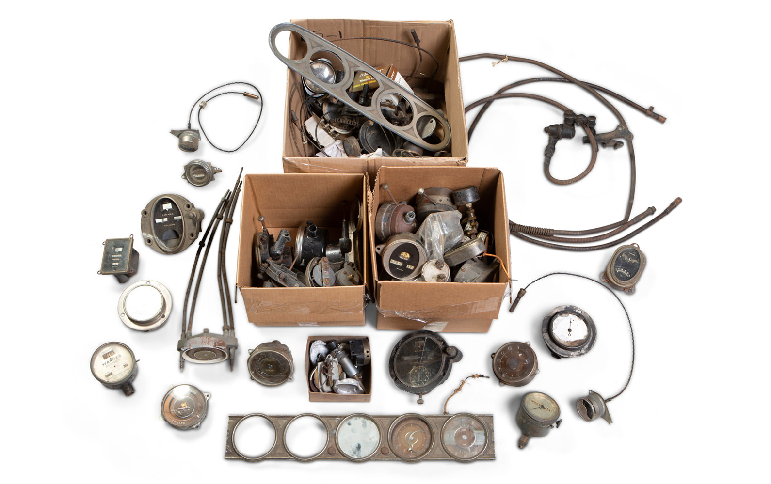 Automotive Instruments and Related Components