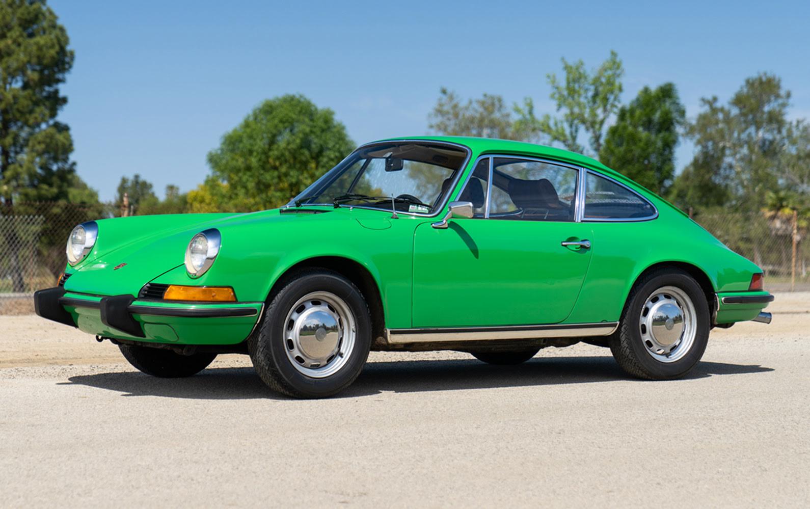 1973 Porsche 911 2.4 T (1)