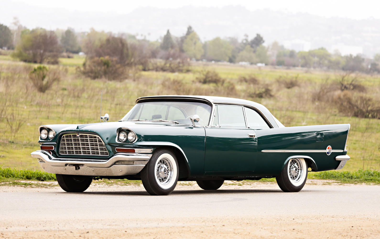 1957 Chrysler 300C Coupe