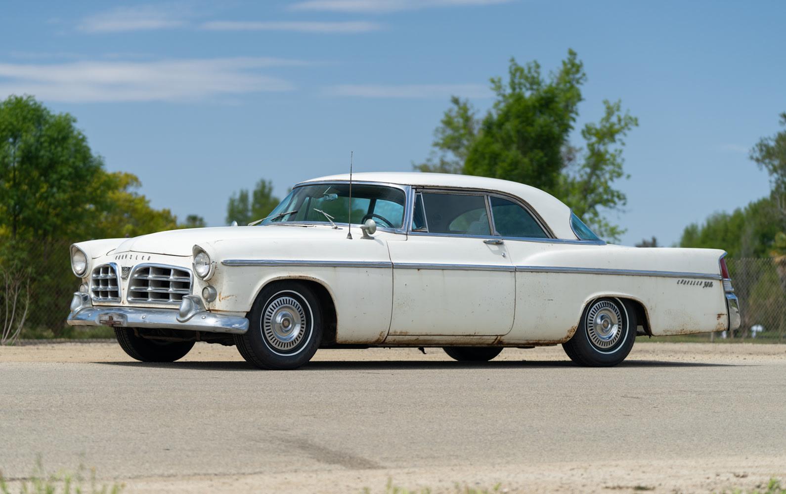1956 Chrysler 300B (1)