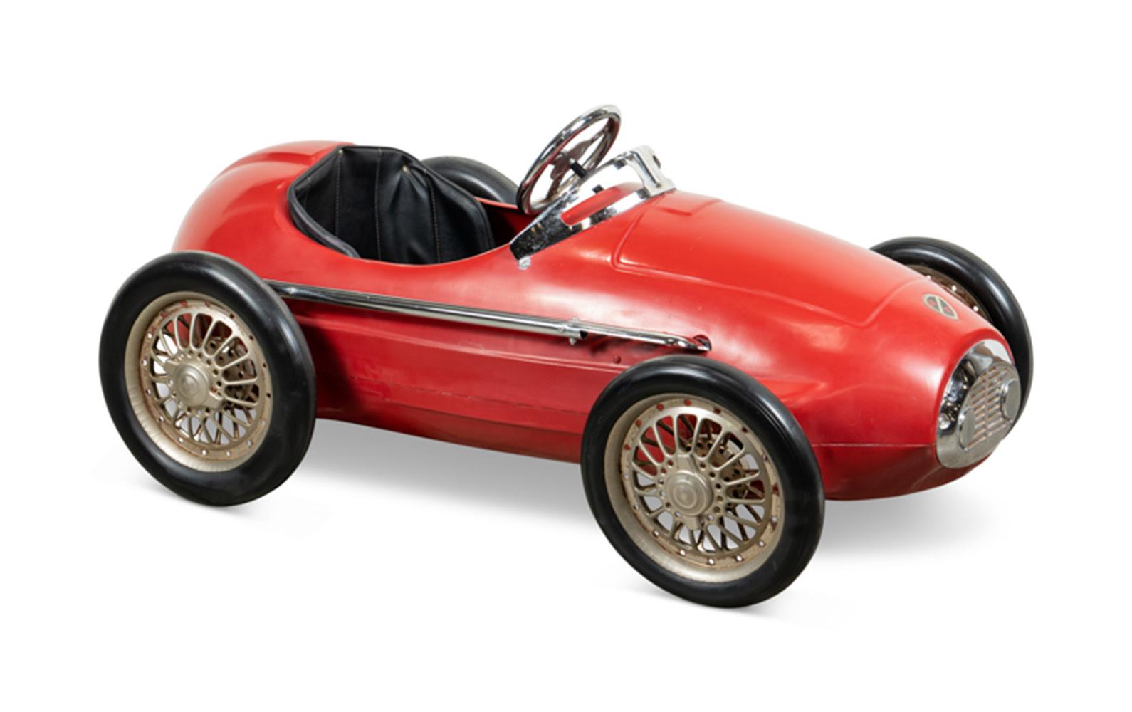 American Retro 500 F2 Pedal Car