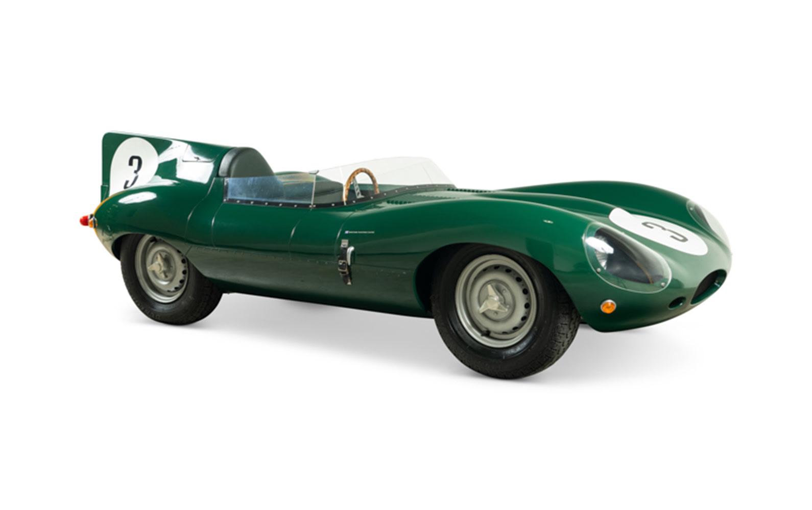 Jaguar D-Type Child's Car