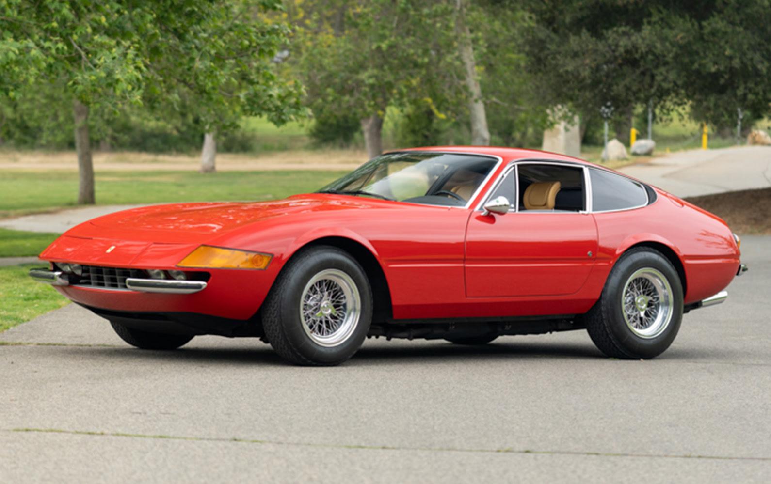 1973 Ferrari 365 GTB/4 Daytona (1)