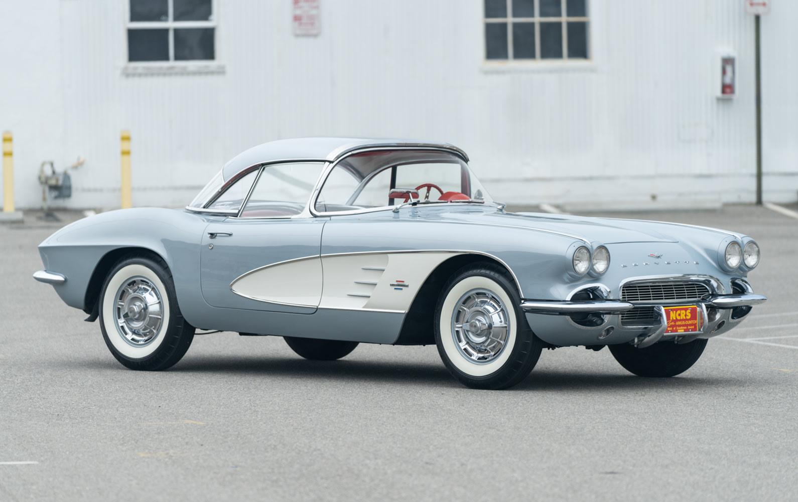 1961 Chevrolet Corvette 283/230