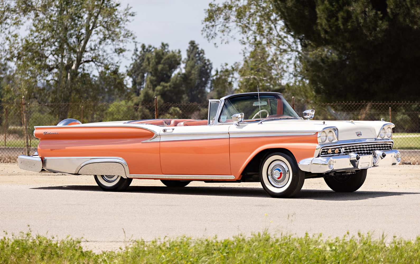 1959 Ford Galaxie 500 Skyliner Retractable