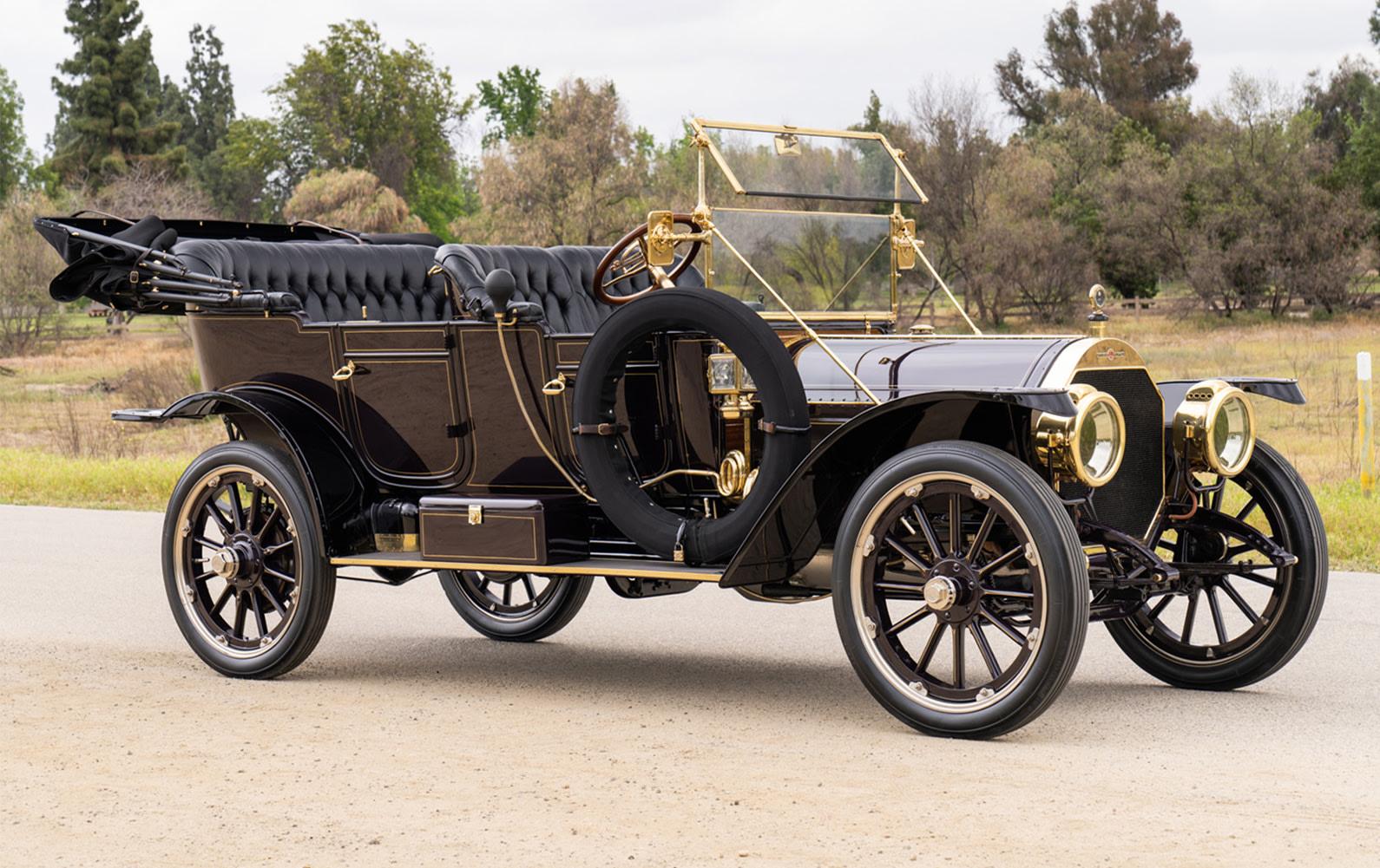 1911 Stevens-Duryea AA Touring