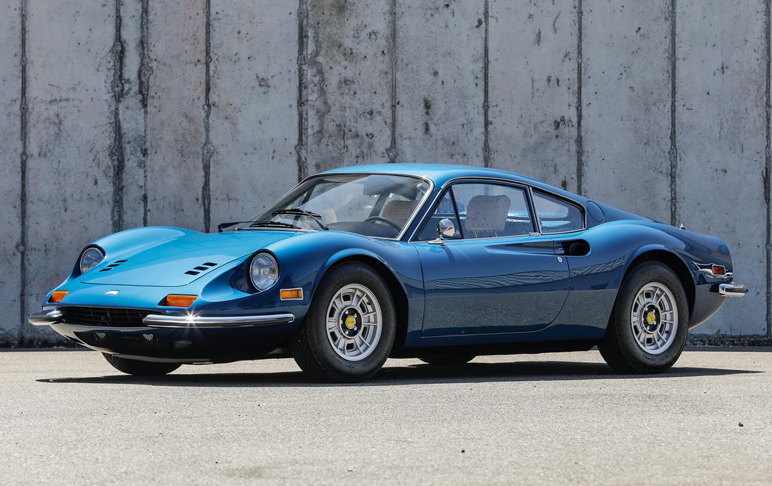 1972 Ferrari Dino 246 GT (1)