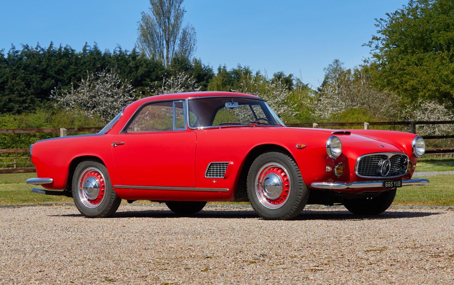 1960 Maserati 3500 GT (2)