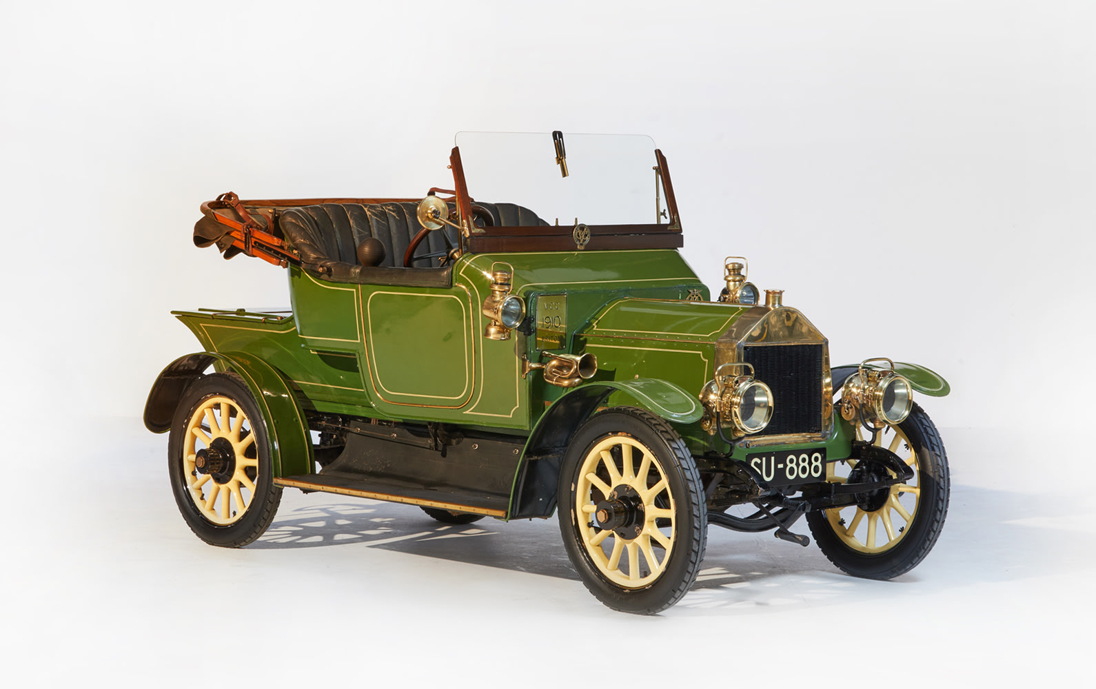 1910 Briton Two-Cylinder 10/12 HP
