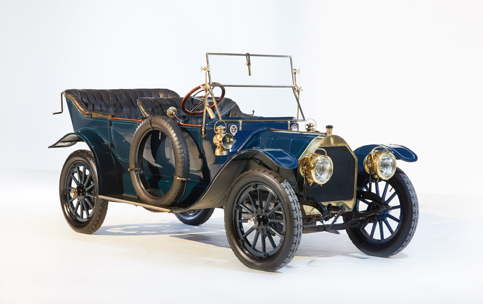 1912 Paterson 30 HP Touring Car