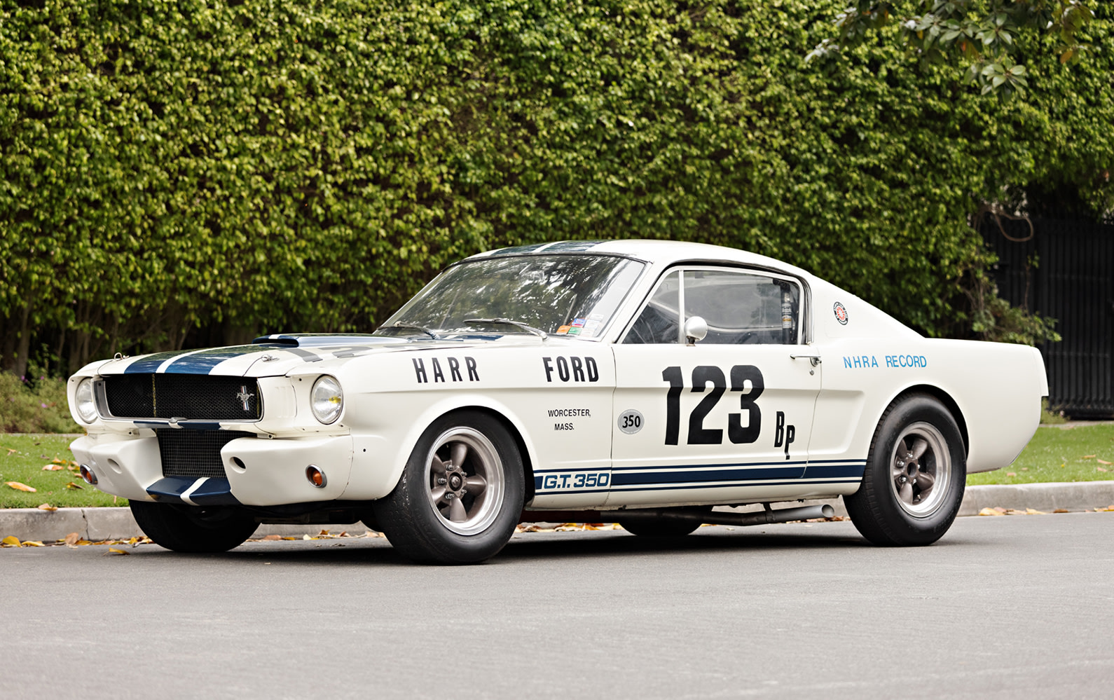 1965 Shelby GT350 R (1)
