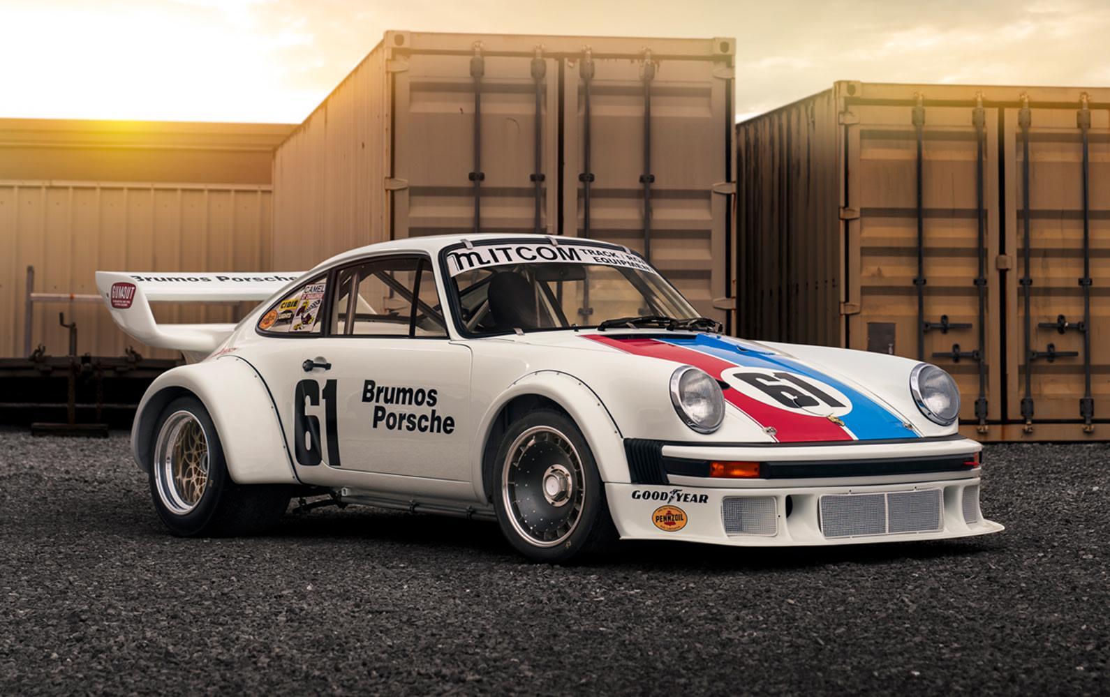 1977 Porsche 934/5 (1)