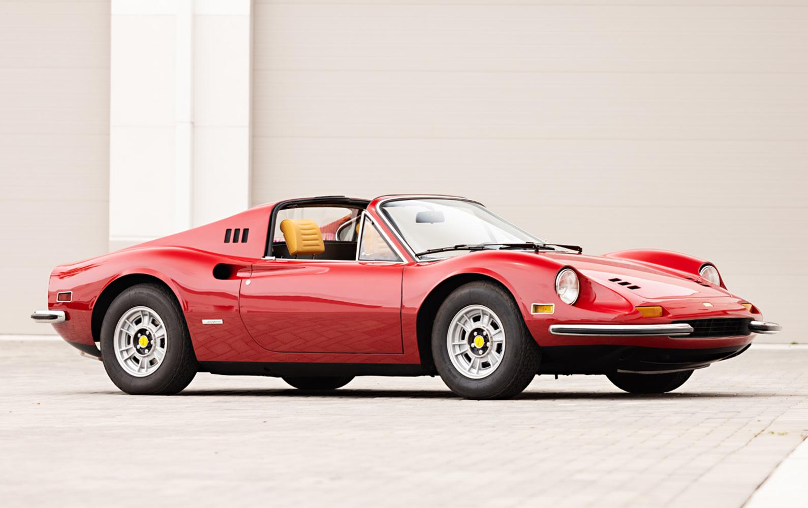 1973 Ferrari Dino 246 GTS (2)