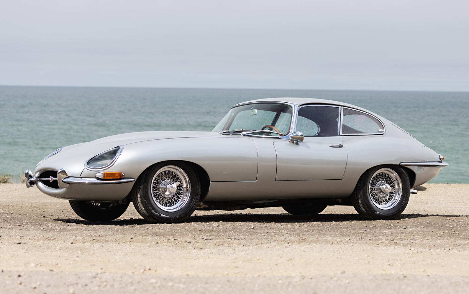 1964 Jaguar E-Type Series I 3.8-Litre Fixed Head Coupe (1)