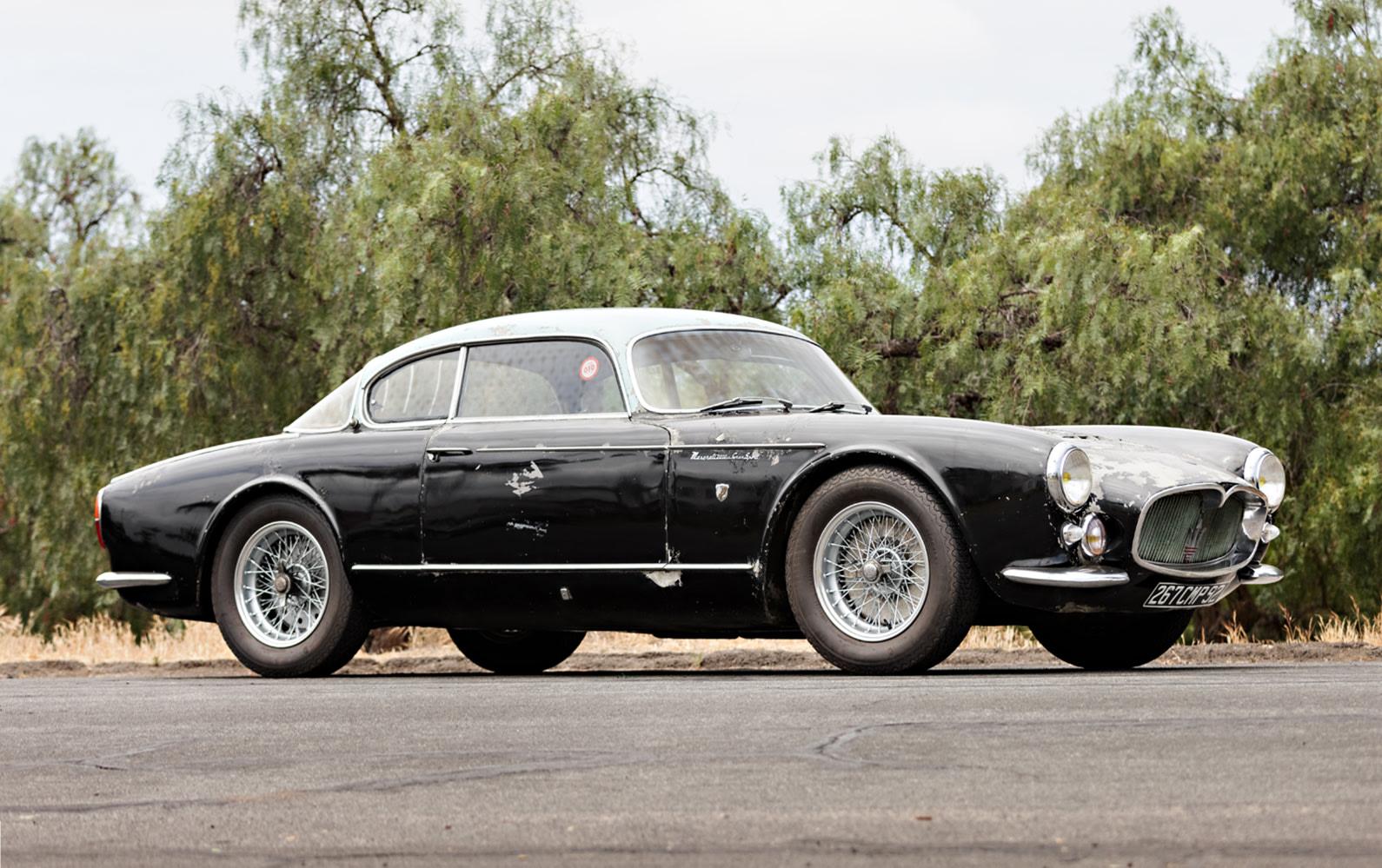 1956 Maserati A6G/54 Coupe