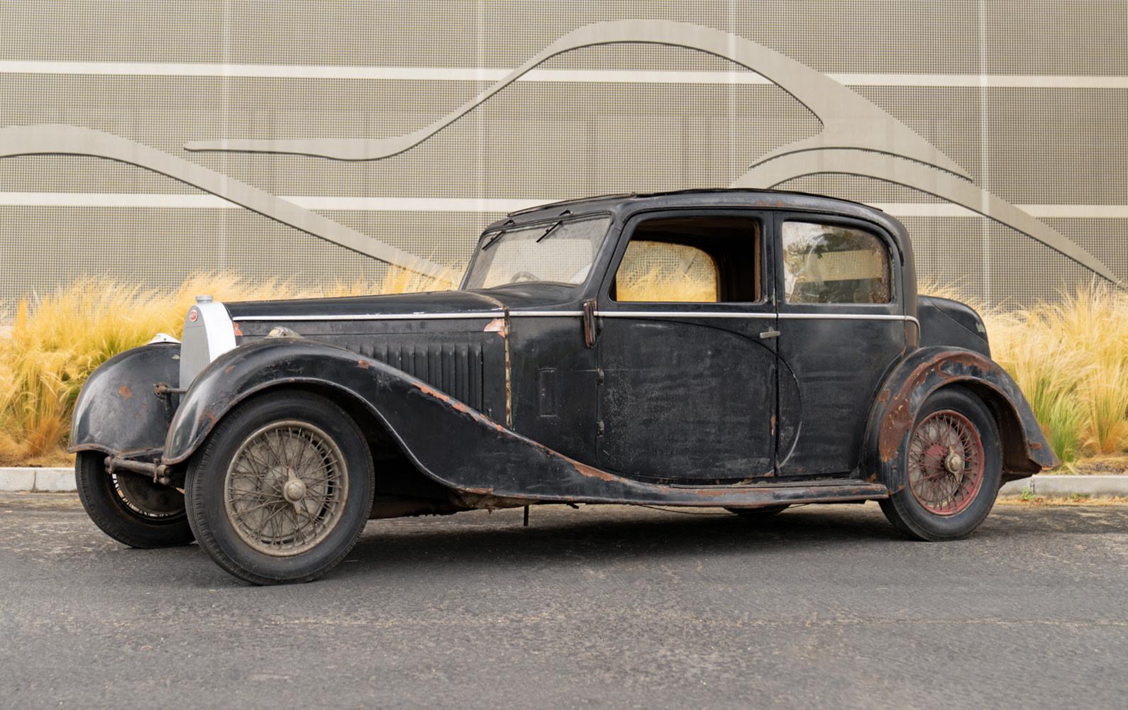 1934 Bugatti Type 57 Galibier