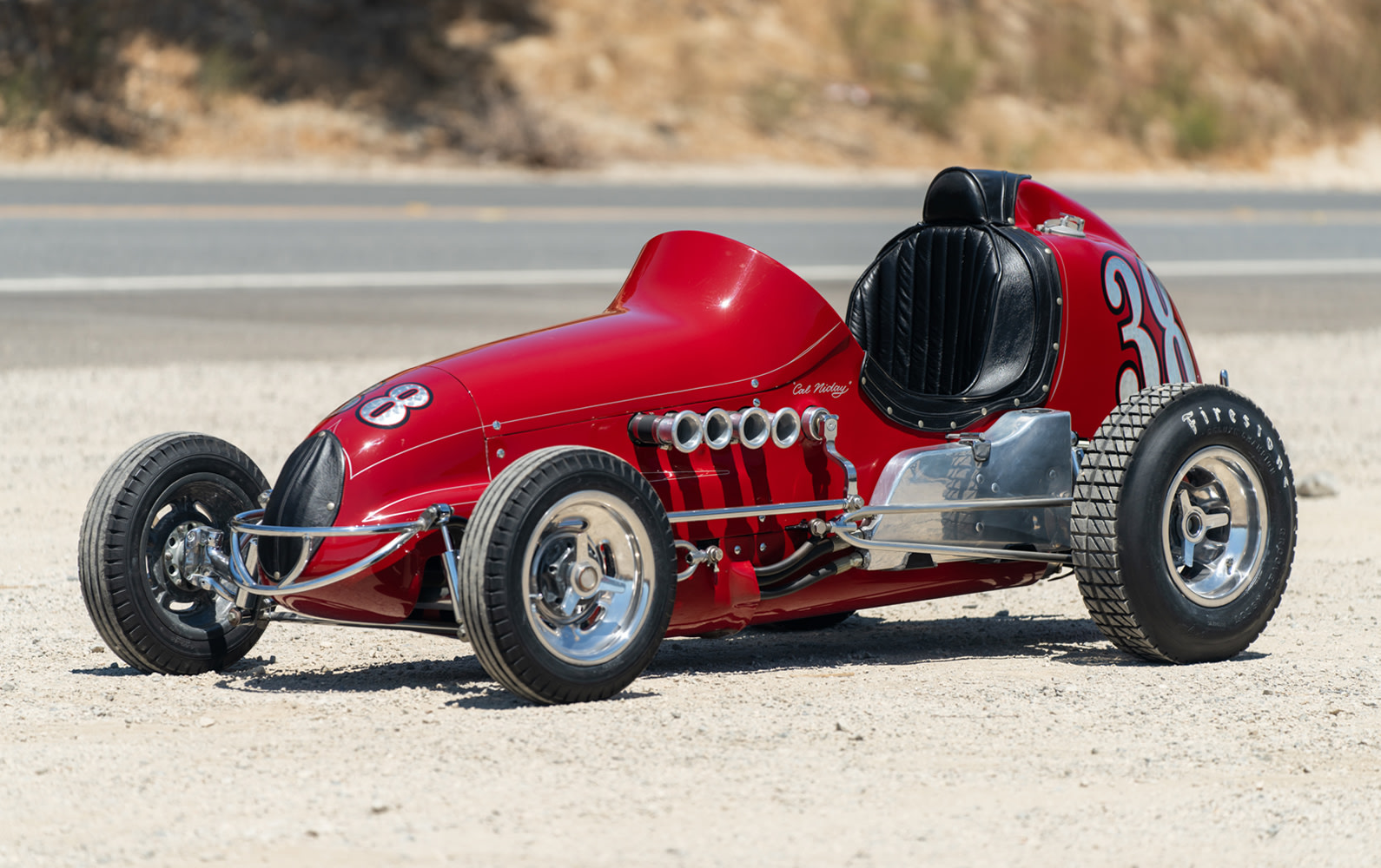 1947 Kurtis Kraft Midget Racer (3)