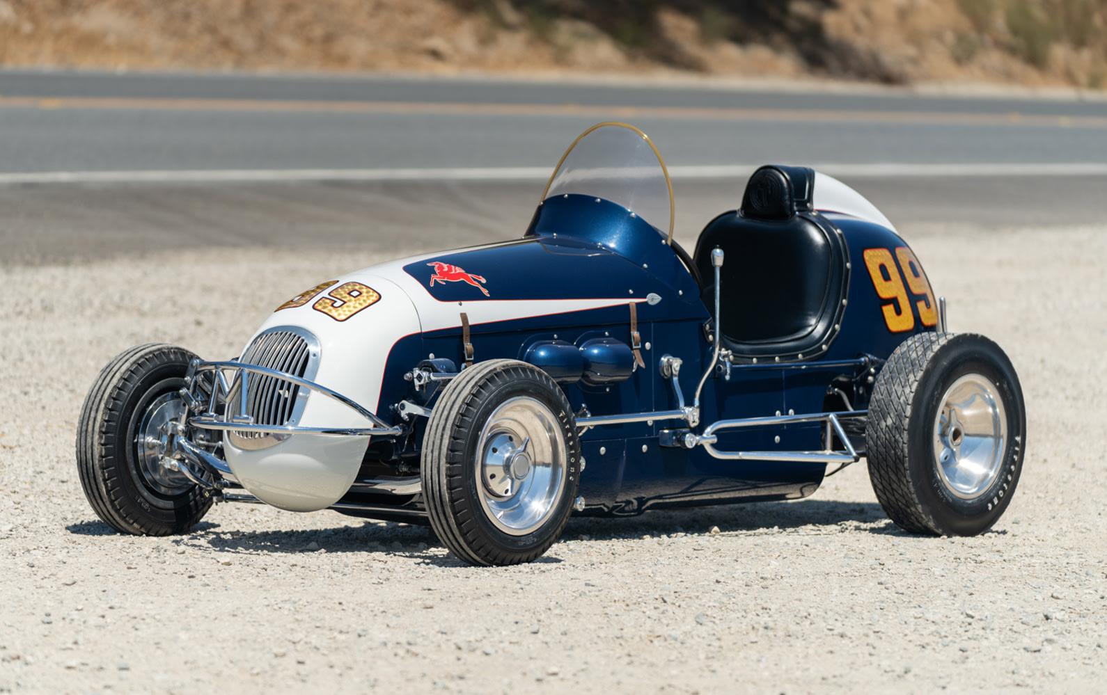 1947 Kurtis Kraft Midget Racer (1)