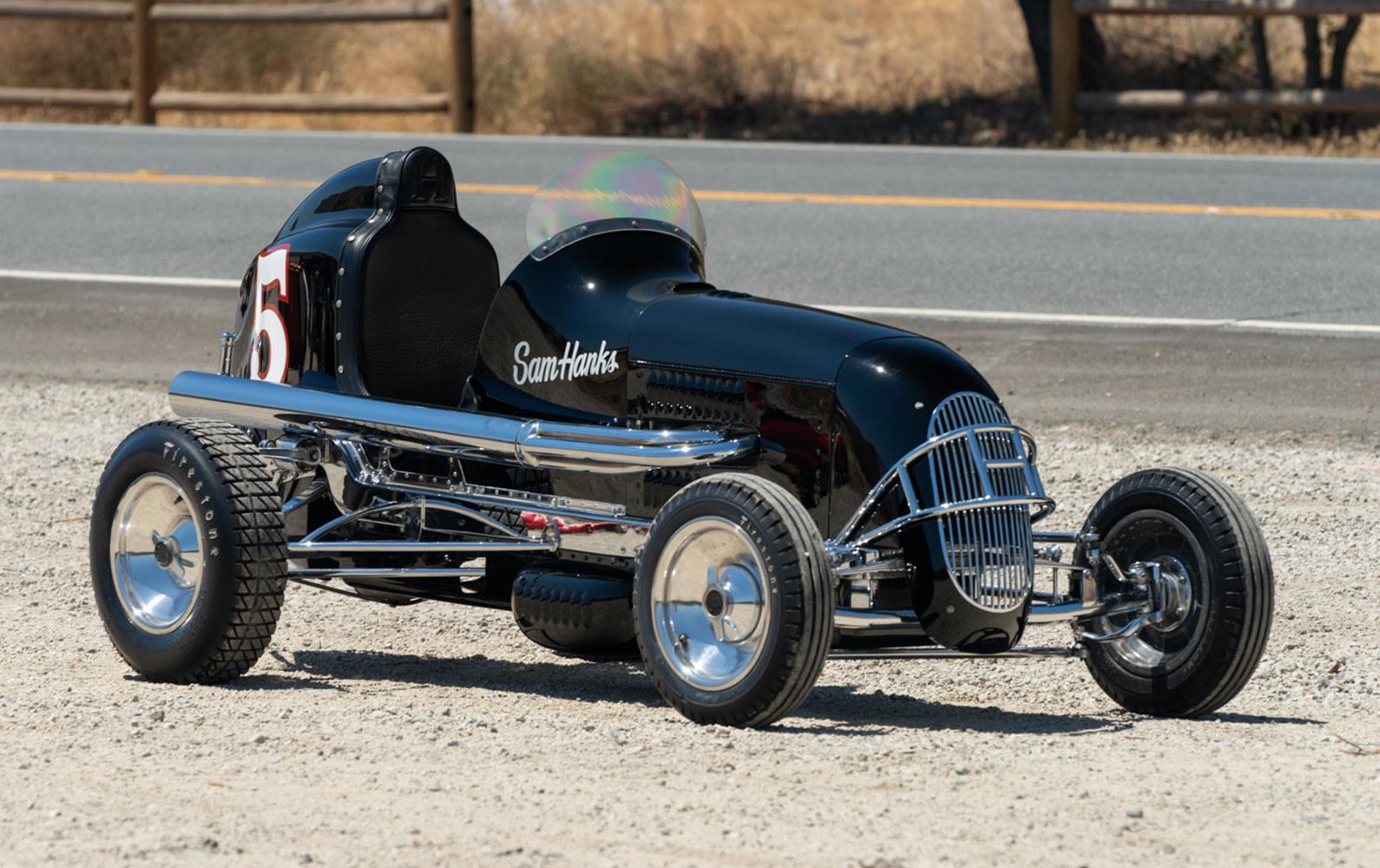 1938 Richter Midget Racer
