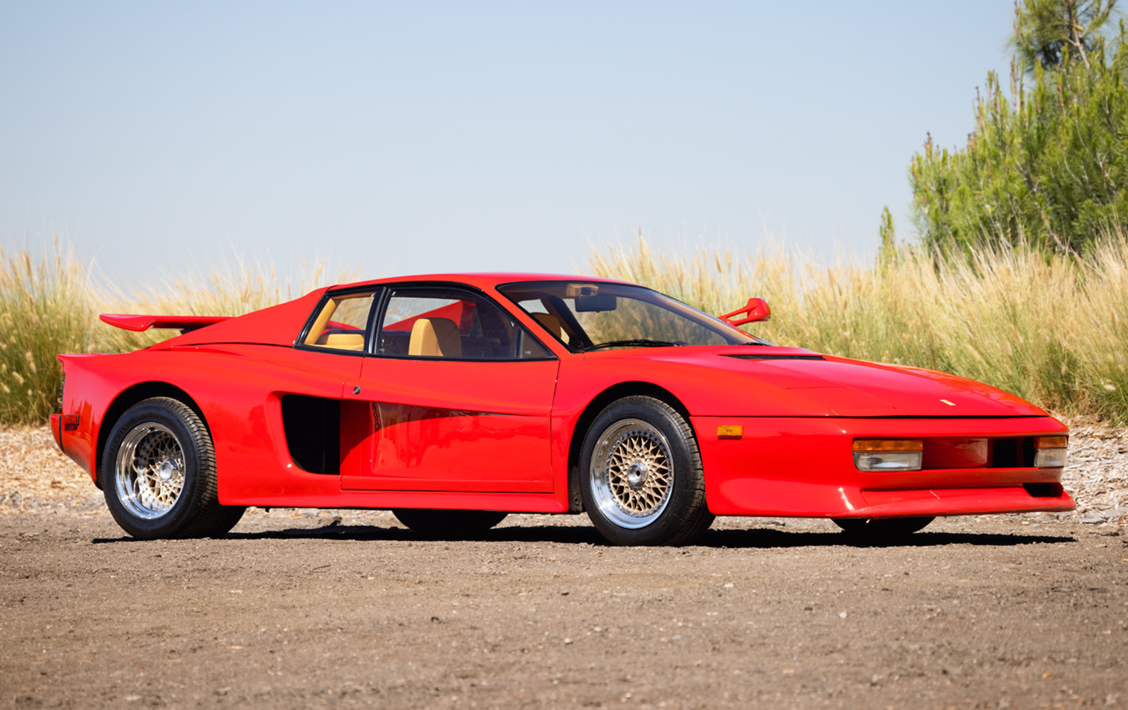 1986 Ferrari Testarossa Koenig Special