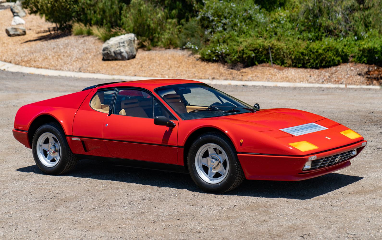 1984 Ferrari 512 BBi (1)