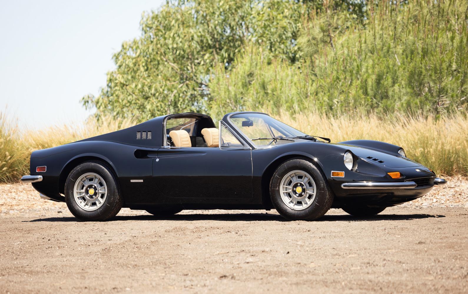 1974 Ferrari Dino 246 GTS (2)