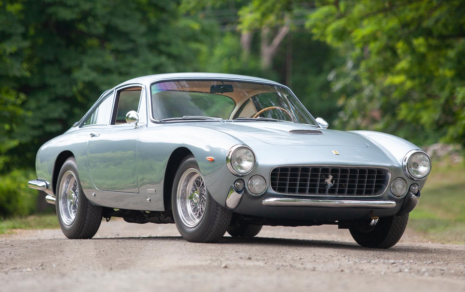 1964 Ferrari 250 GT Lusso (2)