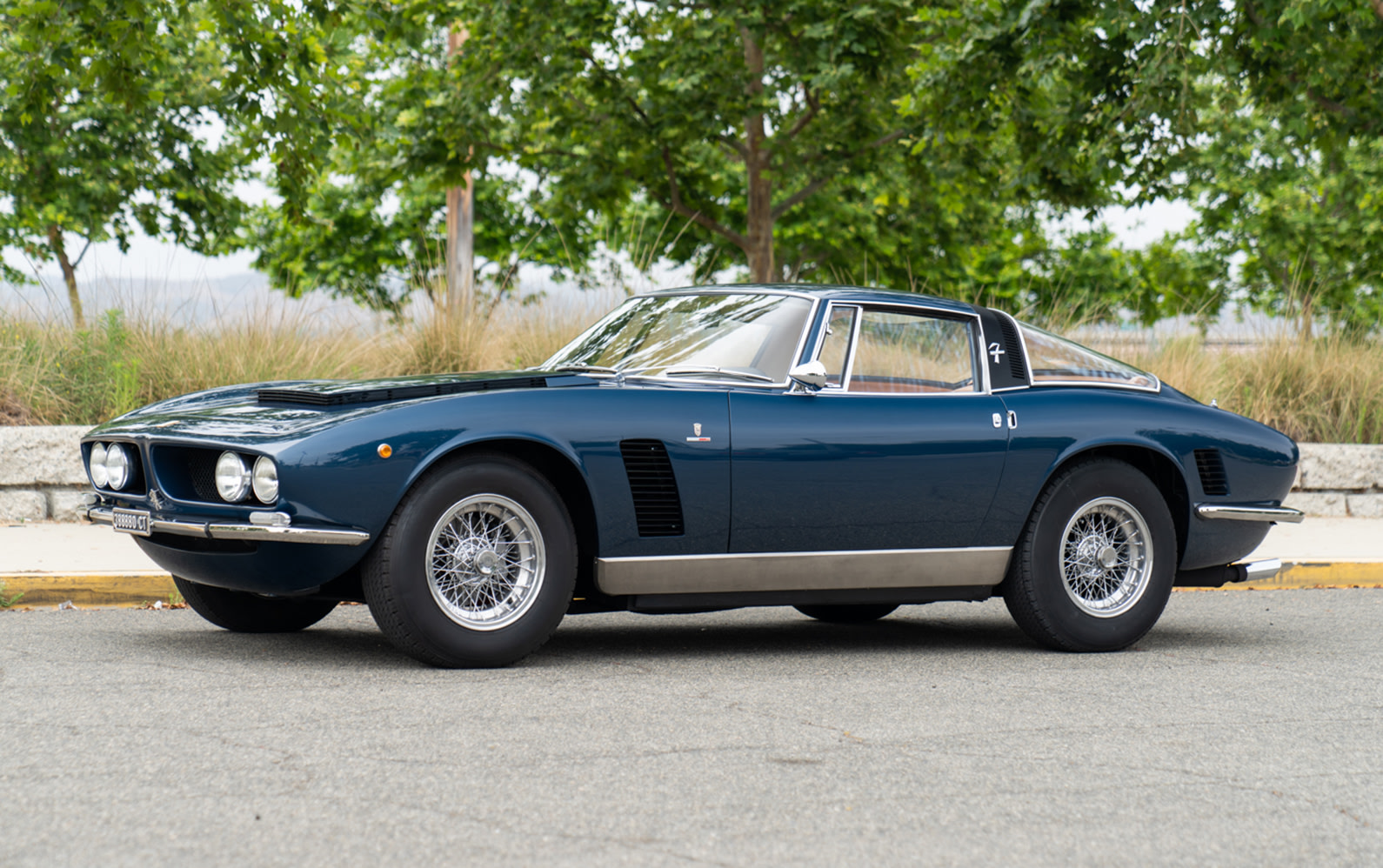 1969 Iso Grifo 7 Litri (2)