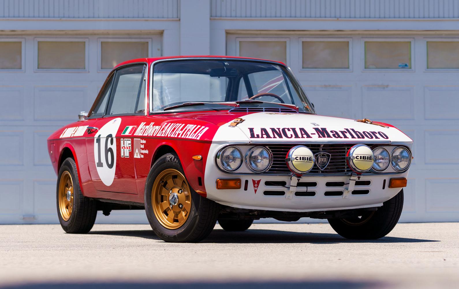 1971 Lancia Fulvia Coupe 1.3 S (1)