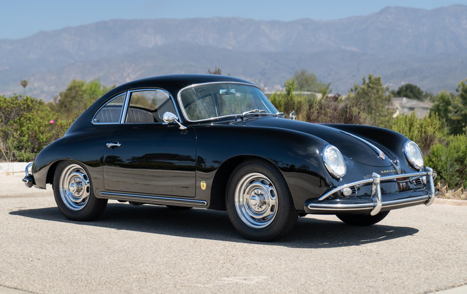 1959 Porsche 356 A Super Coupe (1)