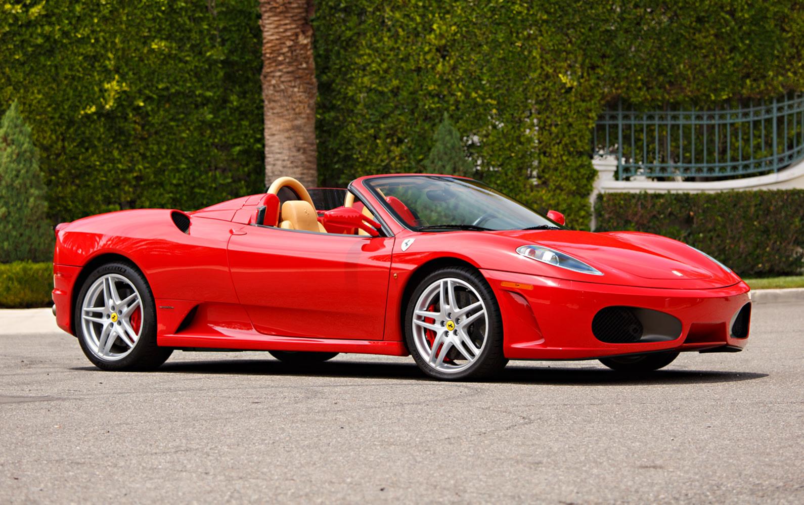 2008 Ferrari F430 Spider